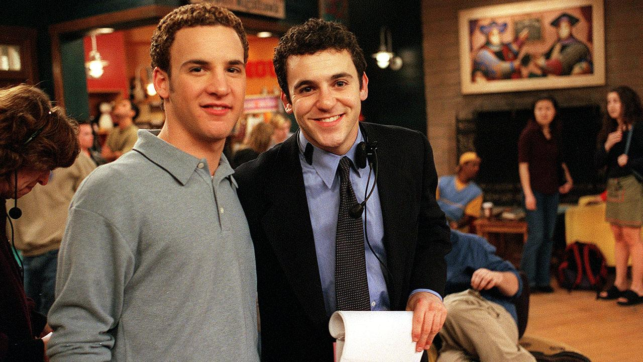 ben savage brother