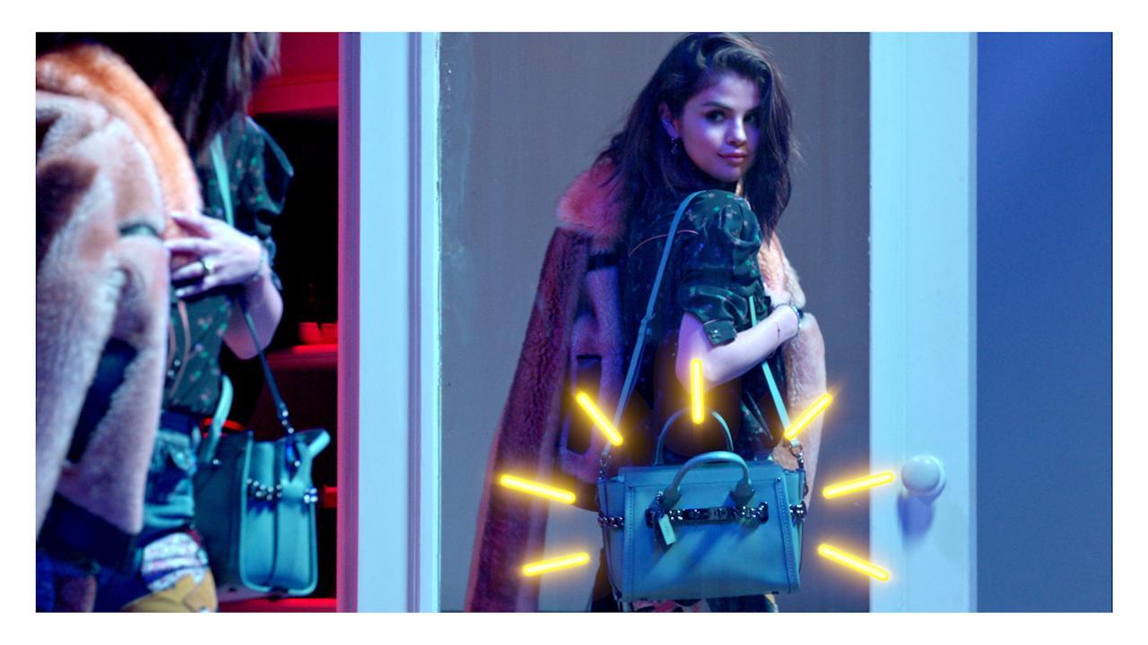 Selena Gomez stars in her first Coach campaign  f3d418f97dac8
