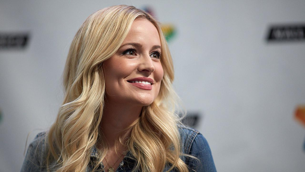 The model says she has also asked her famous family not to come to her - From Pen Former Bachelorette Emily Maynard Johnson Says She Wants 2 More Kids To Up Her Total To 5