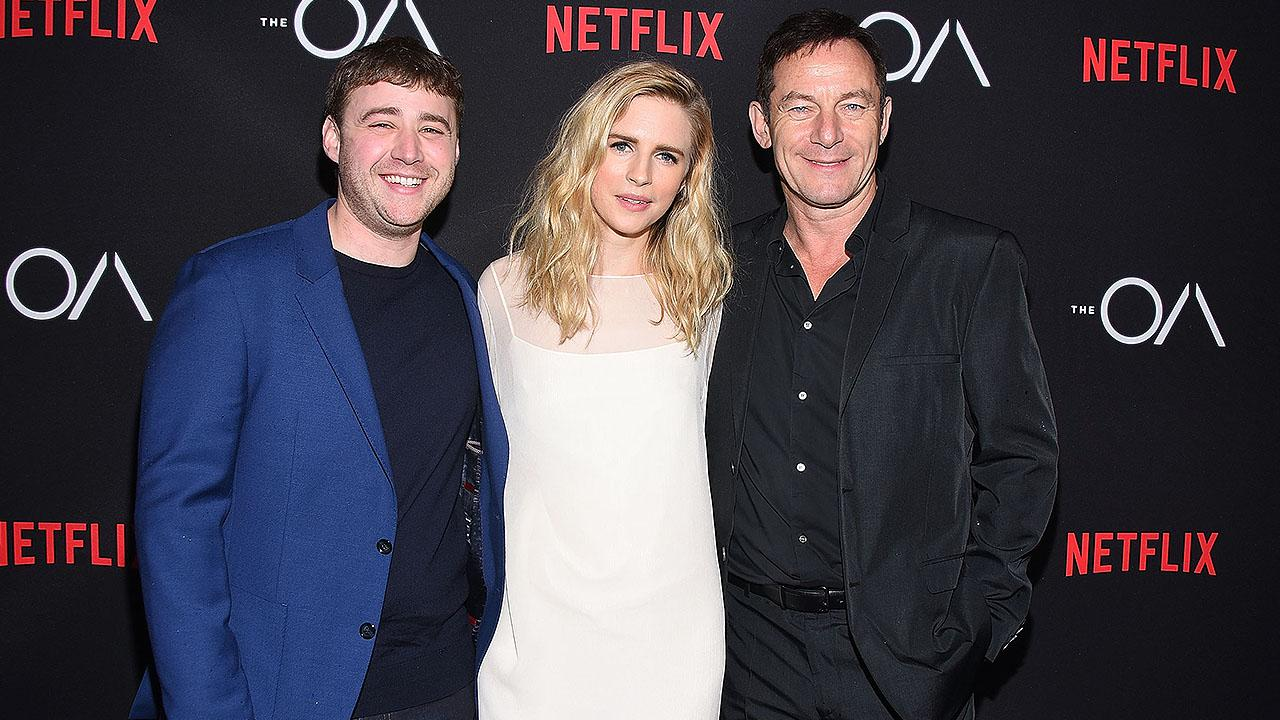 The OA season 2: Brit Marling explains delay | EW com