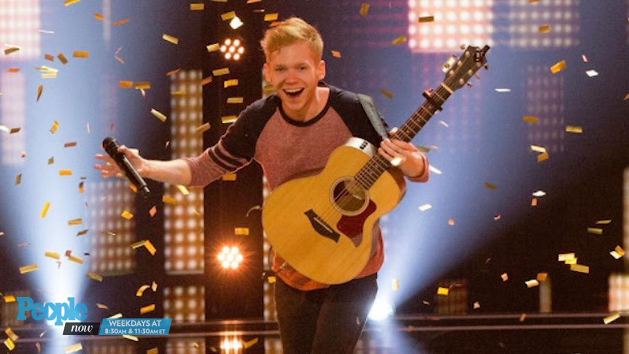"Is This the Next Ed Sheeran? Meet ""America's Got Talent"" Singer/Songwriter  Chase Goehring"