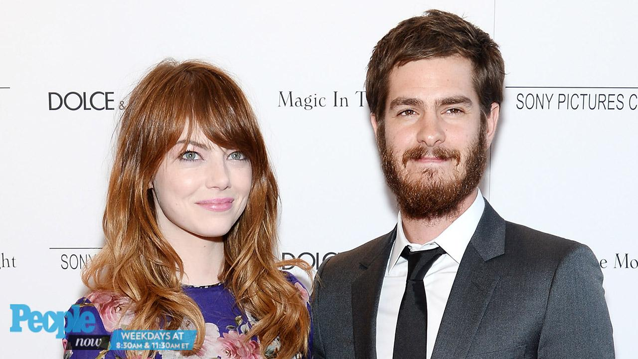 07cb7679608 Emma Stone and Andrew Garfield: Are They Back Together? | PEOPLE.com