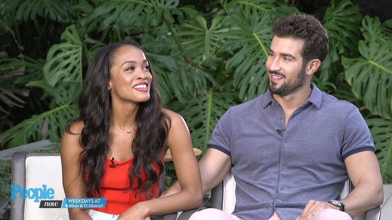 Who is raven from the bachelor dating now