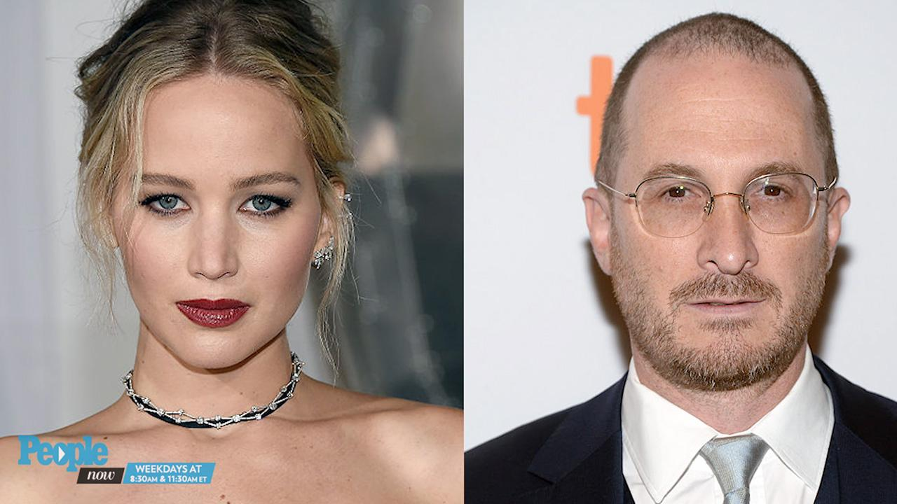 Who is jennifer lawrence dating presently