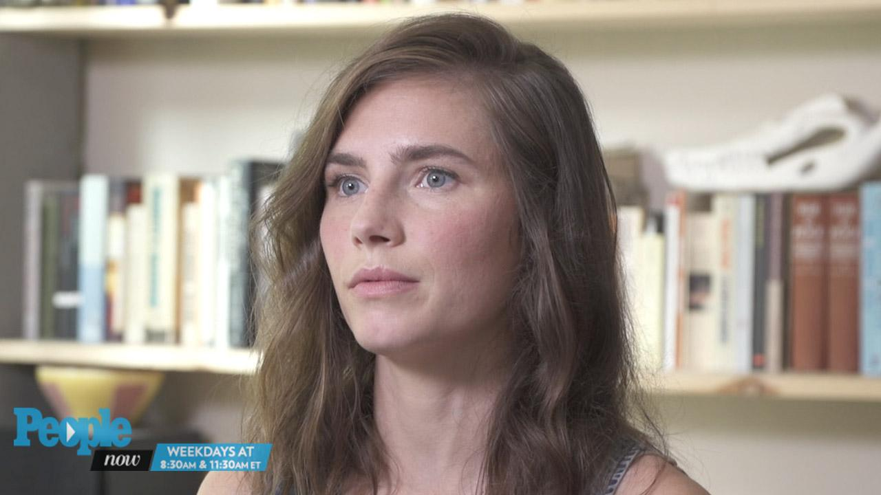 Who is amanda knox dating now