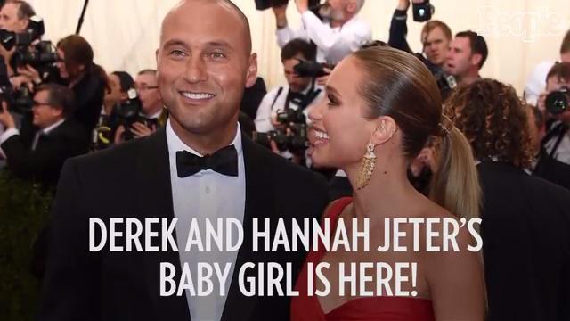 Derek Jeter Daughter