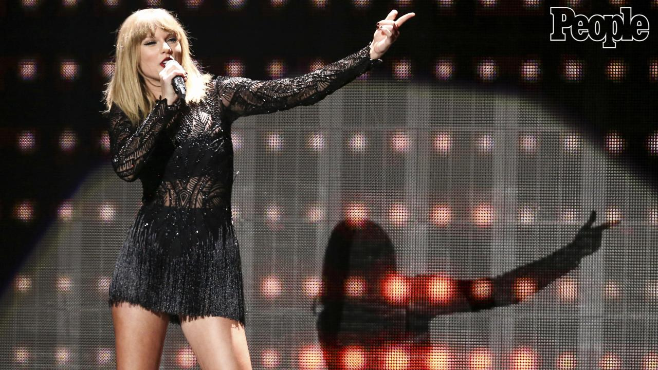 Taylor Swift Reopens Social Media Accounts with Cryptic Clip ...