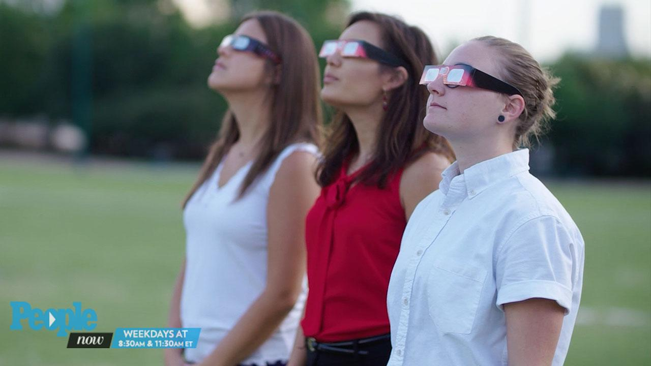 Eclipse: Zoo Animals and Strange Behavior Top 10 | PEOPLE.com