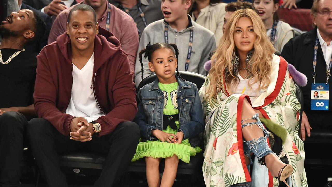 And the Beyoncé Twins Names Are