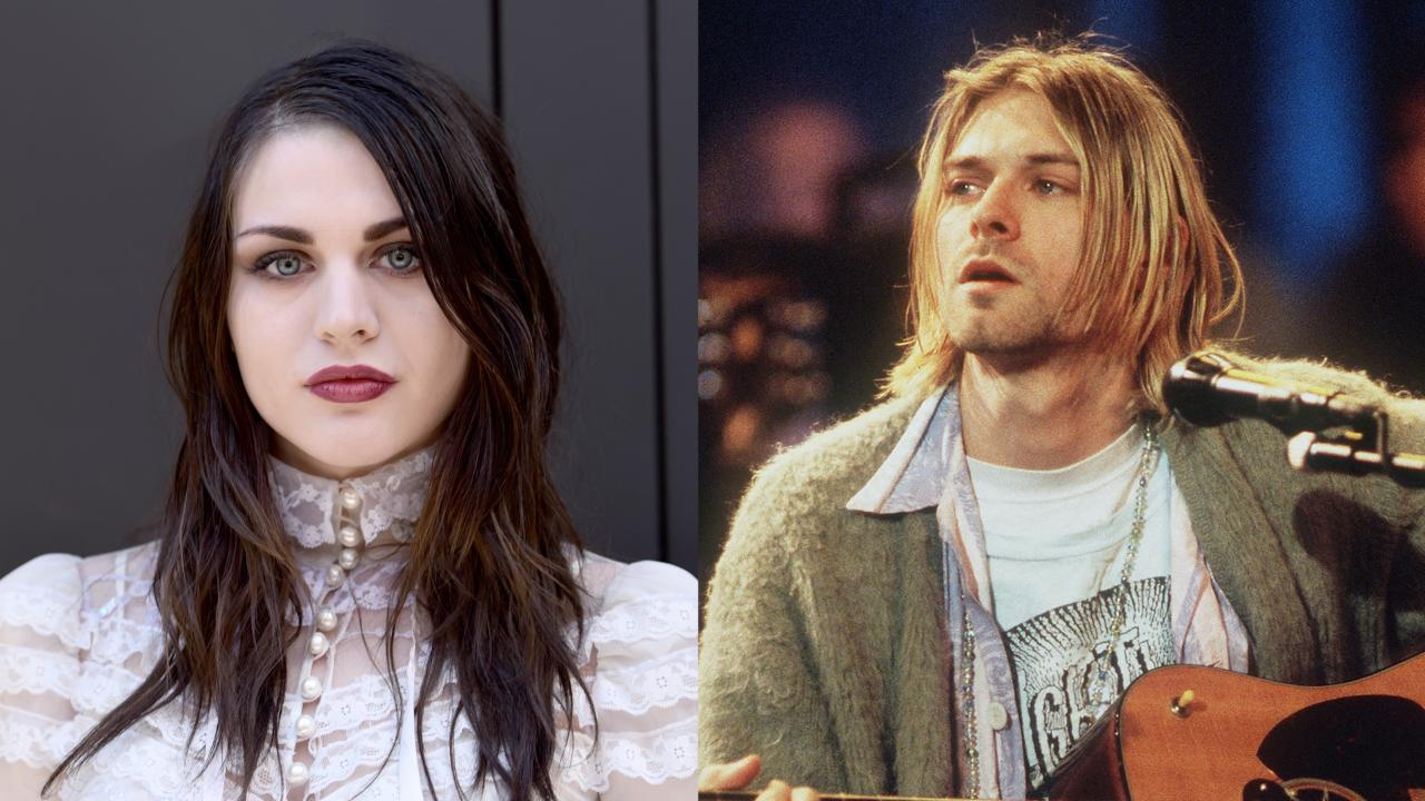 Frances bean cobain is legally single people freerunsca Images