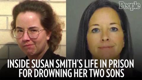 susan smith inside her life in prison for drowning her sons