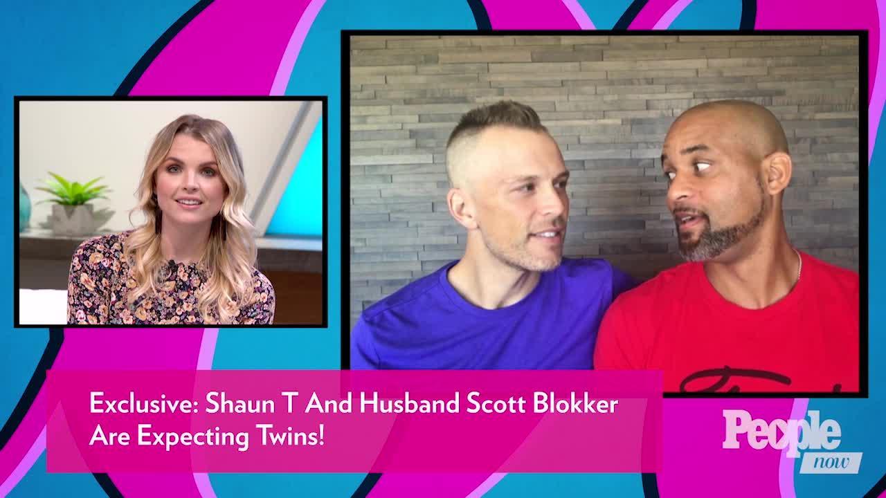 Shaun T Husband In T25