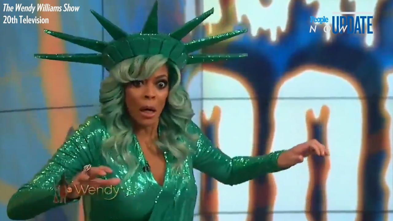 Wendy Williams Reveals How She Deals with Gossip | PEOPLE.com