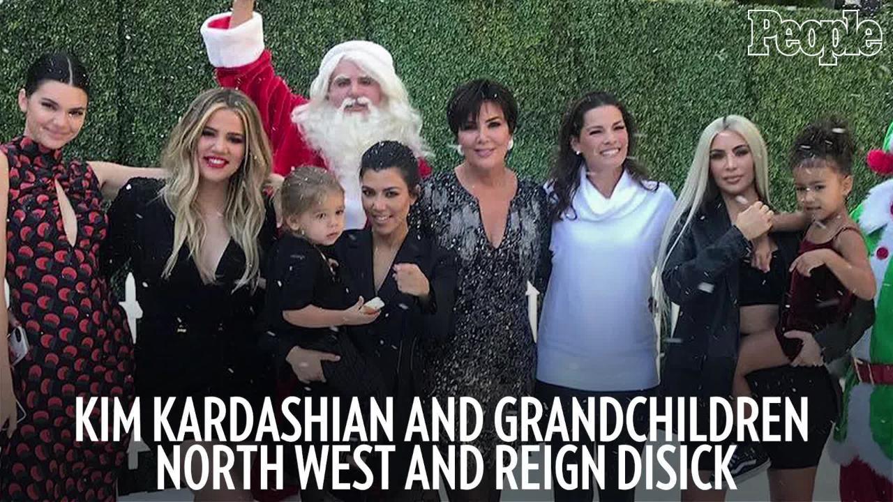 Kardashian Christmas Card 2017: Kris Jenner Explains   PEOPLE.com