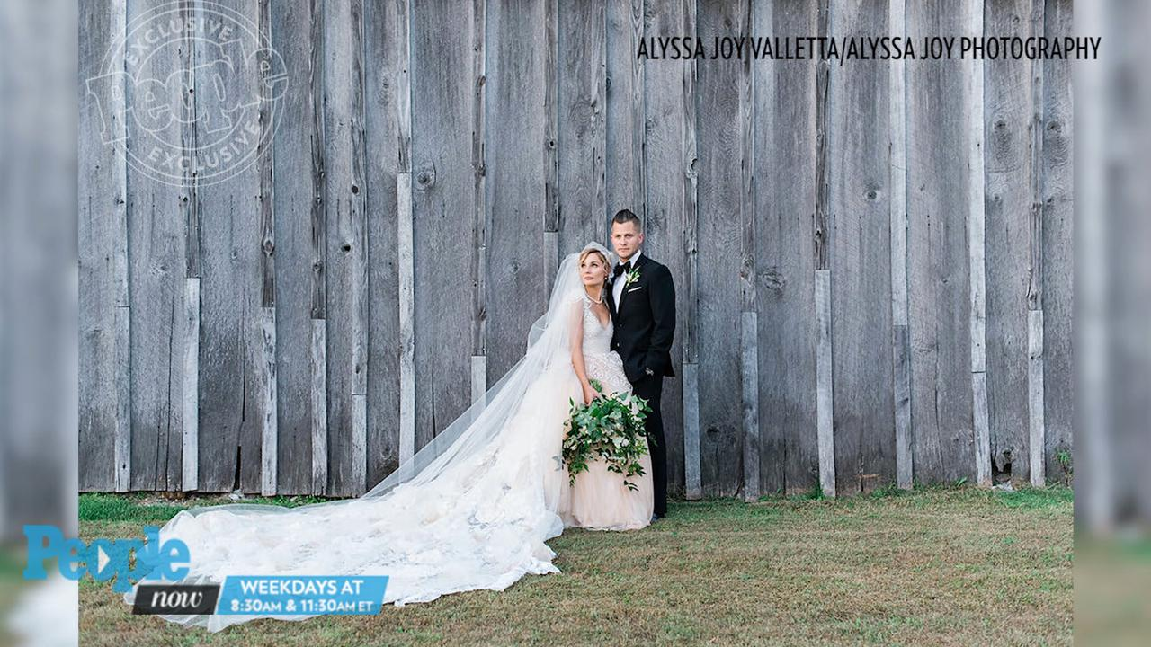 Nashville's Clare Bowen Marries Brandon Robert Young | PEOPLE.com