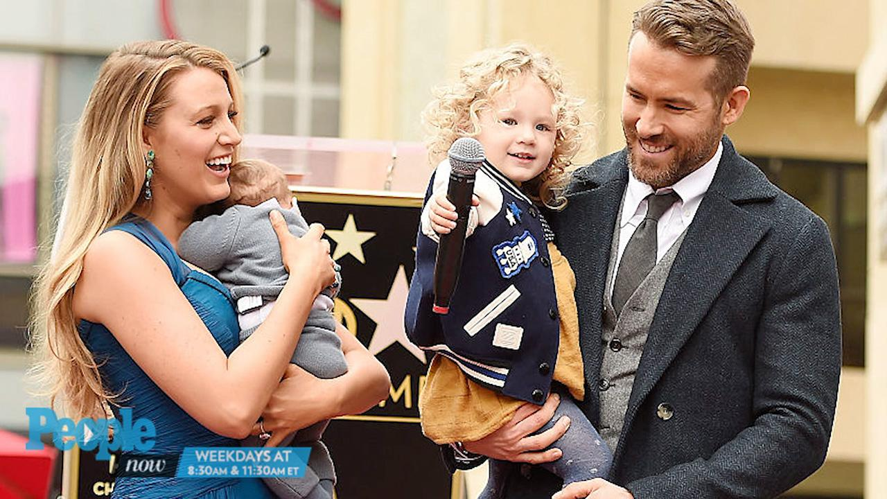 Yes, Blake Lively and Ryan Reynolds' daughter James is in Taylor Swift's 'Gorgeous'