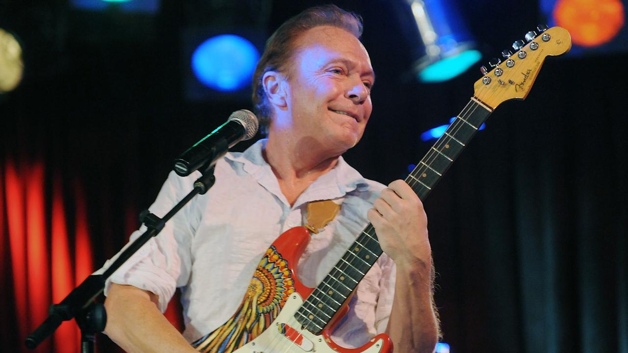 David Cassidy: Partridge Family star in critical condition   EW.com