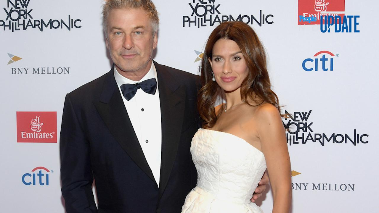 Baby on the Way for Alec and Hilaria Baldwin