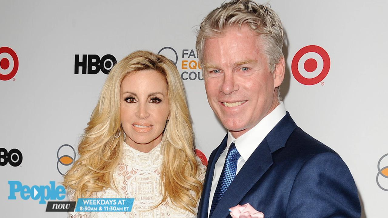 Whom camille grammer nude reality tv think