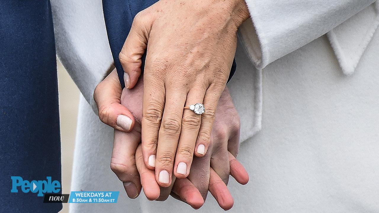 Meghan Markle S Engagement Ring Details People Com