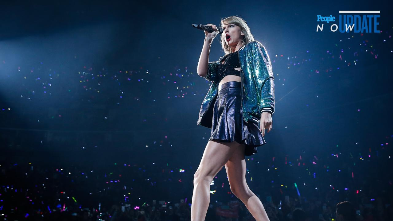 Taylor Swift Releases New Album 'Reputation'
