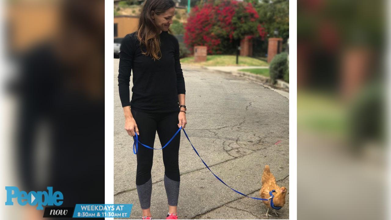 Jennifer Garner Shares Adorable Christmas Meme | PEOPLE.com