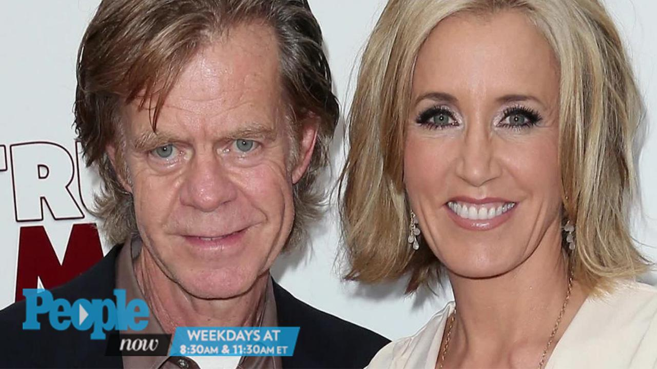 Shameless Star William H. Macy Does This Sweet Thing For His Wife ...