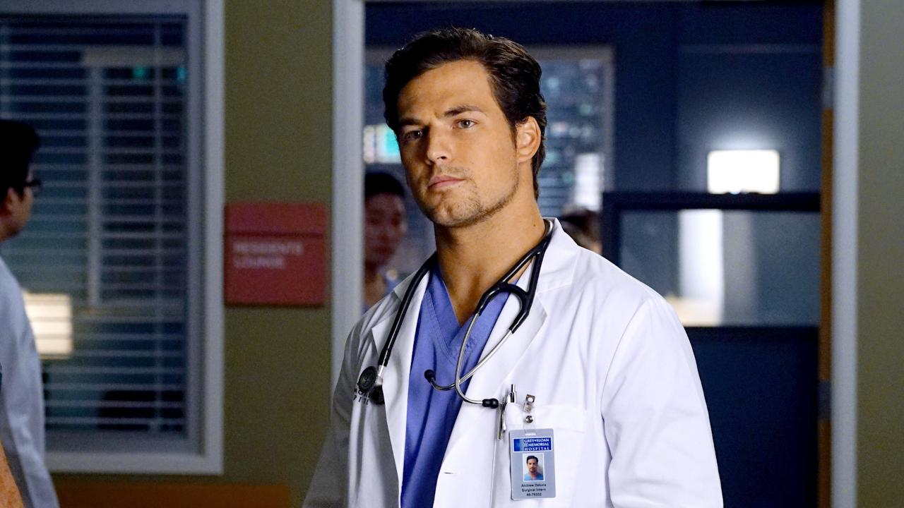 andrew greys anatomy cast - 1280×720