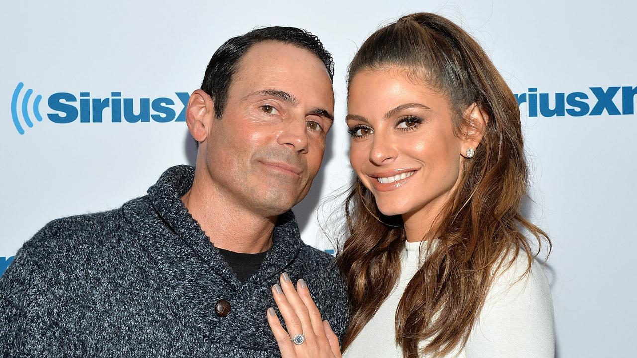 Maria Menounos Gets Married on Live TV