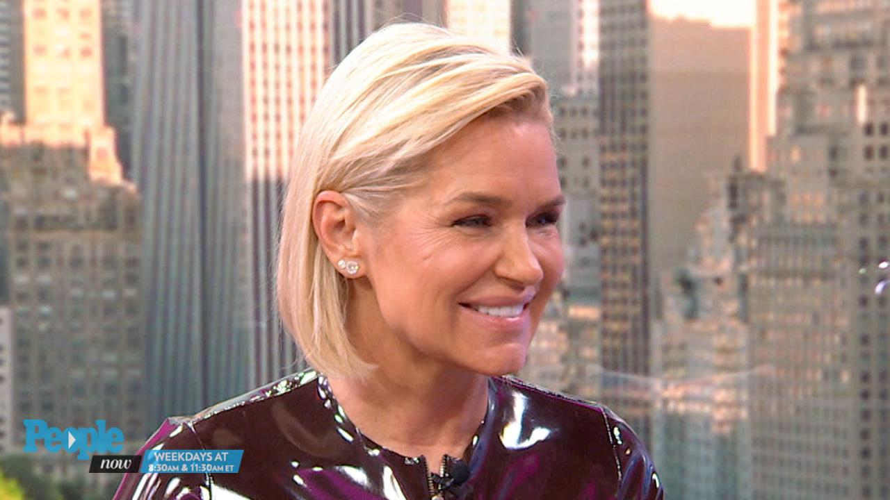 Yolanda Hadid Reveals How She Met Her New Boyfriend | PEOPLE com