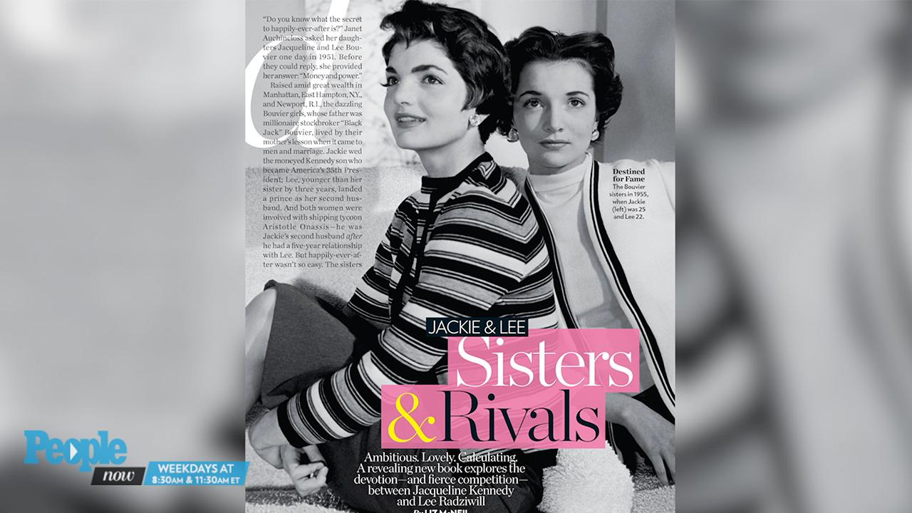 Why Jackie Kennedy Chose Money and Power Over Love and How She and Sister  Lee Competed for Men