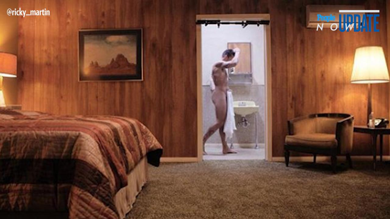 Naked pictures of ricky martin — pic 1
