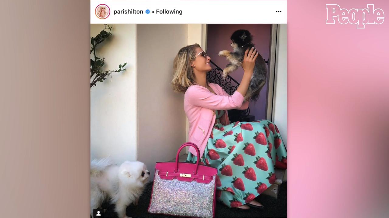 Paris Hilton Says She Had 3 Engagement Ring Replicas Made | PEOPLE.com
