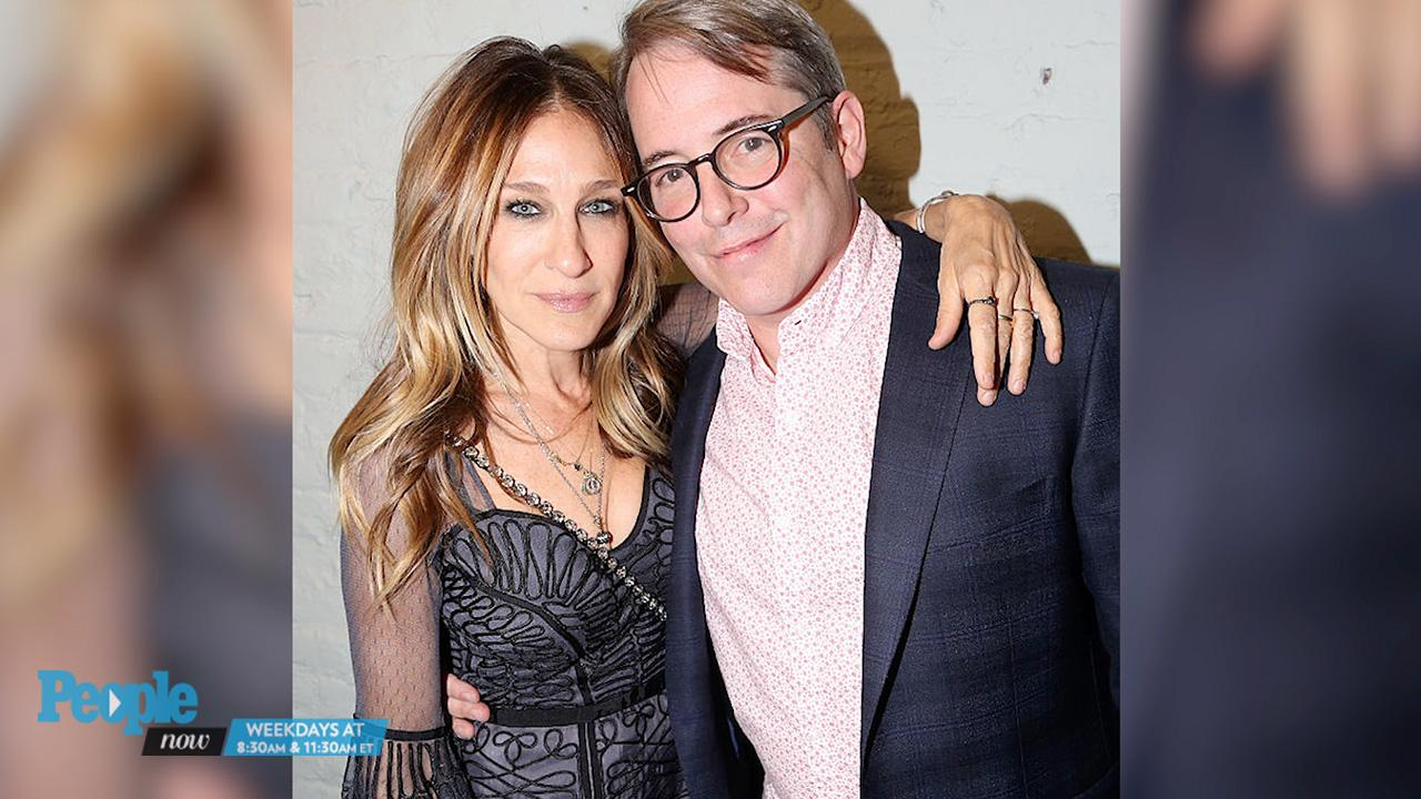Sarah Jessica Parker On The Secret To A Happy Marriage To Matthew Broderick After 20 Years