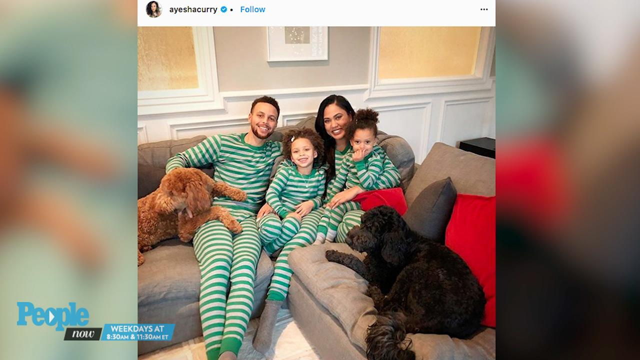 4c4bf5e1890c Ayesha and Stephen Curry Welcome Third Child