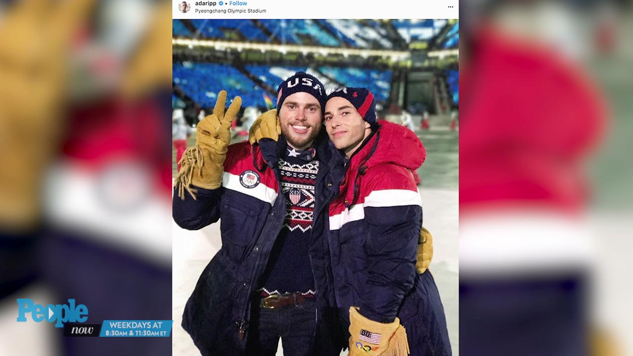 Gus Kenworthy Talks Bond with Adam Rippon: We'll Be 'Friends for Life' (But  We Aren't Dating)