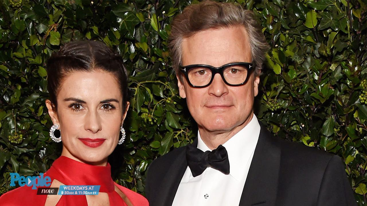 Colin Firth's Wife Had an Affair with Her Alleged Stalker | PEOPLE com