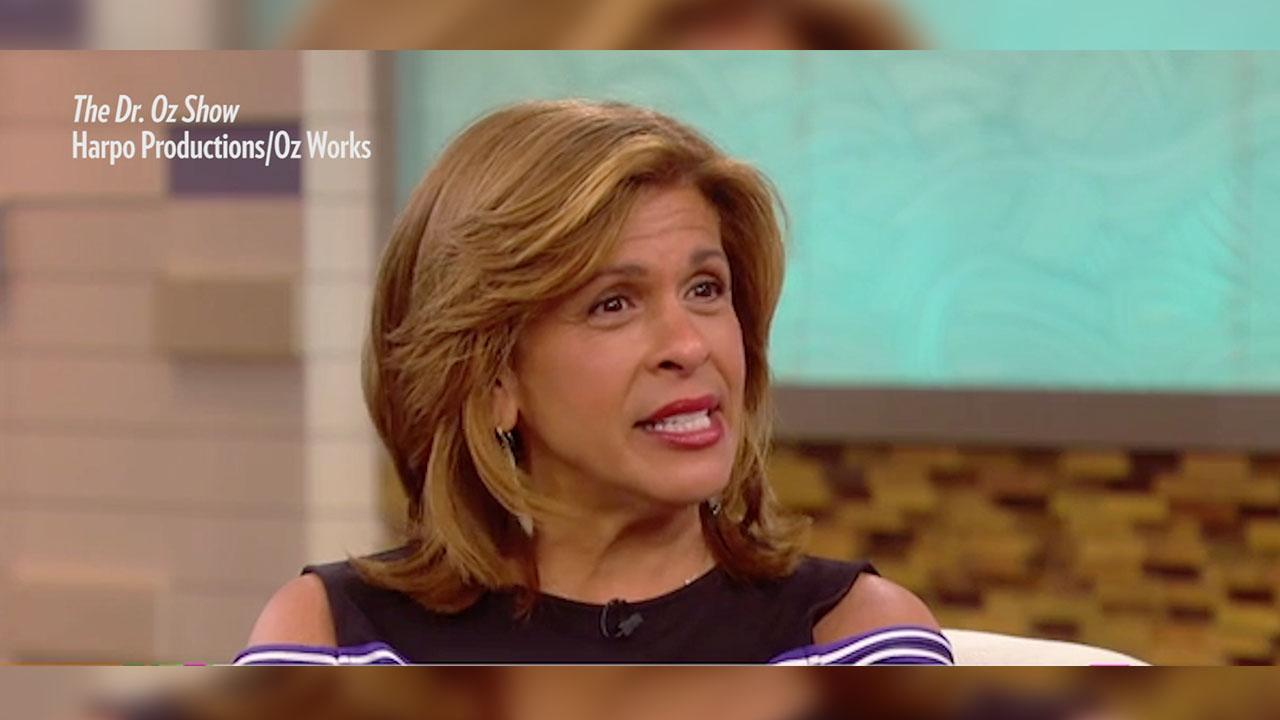 Hoda Kotb Gushes About Her 1-Year-Old Daughter on 'The Dr  Oz Show'
