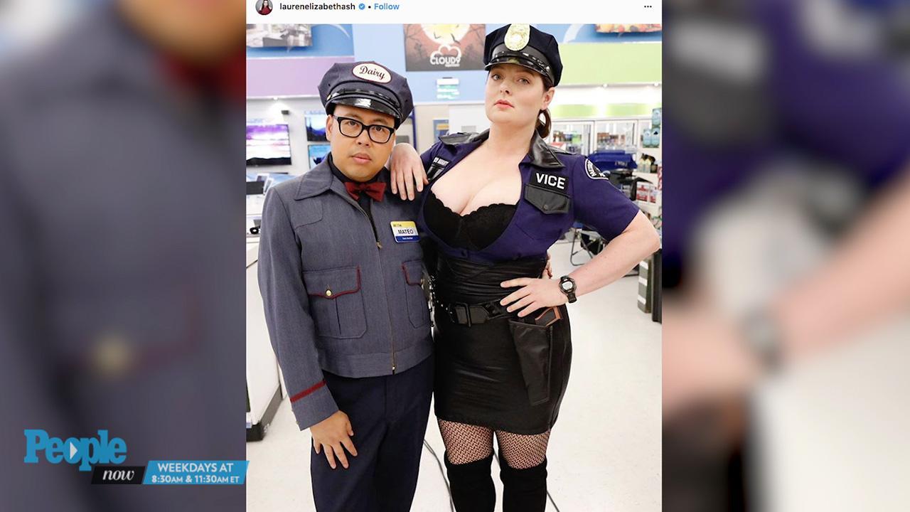 Superstoreu0027s Lauren Ash Says Her Hot Cop Costume Got Her U0027the Most  Followers Sheu0027s Ever Gained In A Dayu0027 | PEOPLE.com