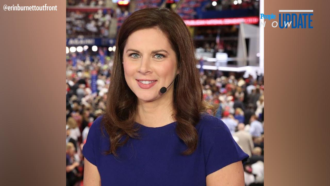 Cnns Erin Burnett Expecting Third Child We Are So Excited
