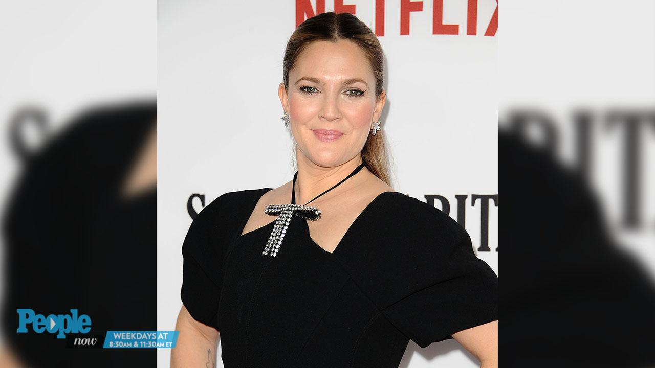 Drew Barrymore on Losing 20 Lbs  and How Playing a Zombie Has Ironically  Helped Her Feel 'More Alive'