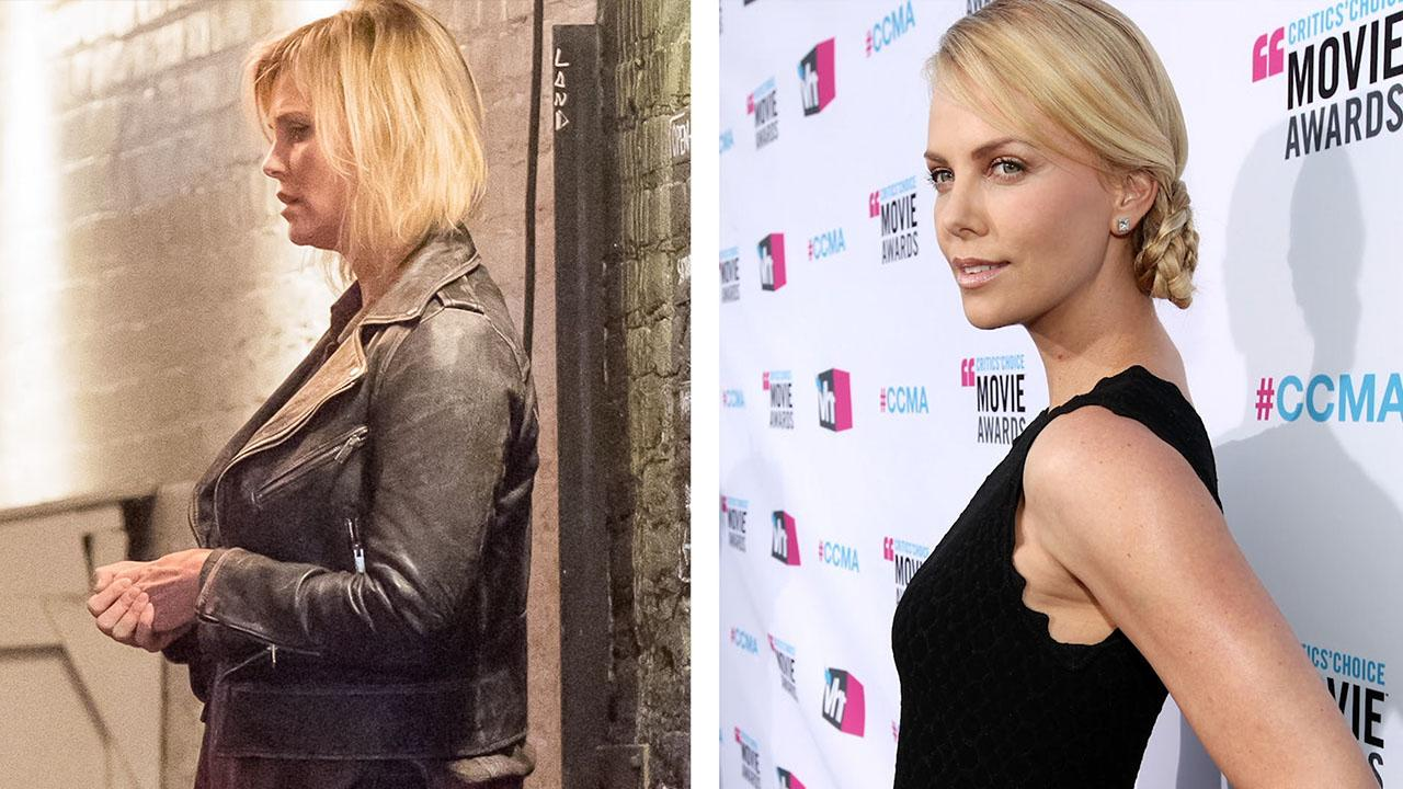 Charlize Theron Developed Depression During Tully Weight Gain