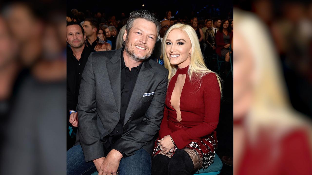 ACMs 2018: Blake Shelton, Gwen Stefani Couple Up at ACMs