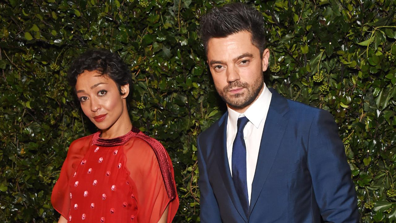 61bf1b950 Ruth Negga and Dominic Cooper Break Up After 8 Years of Dating | PEOPLE.com