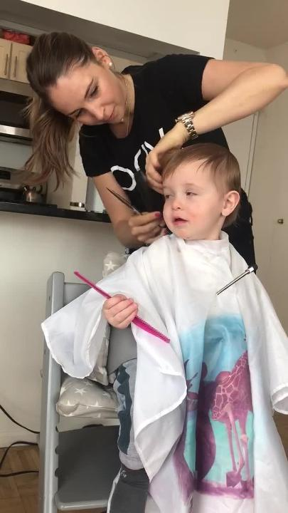 Best Tips For Toddler Haircuts How To Get A Great Baby Haircut With