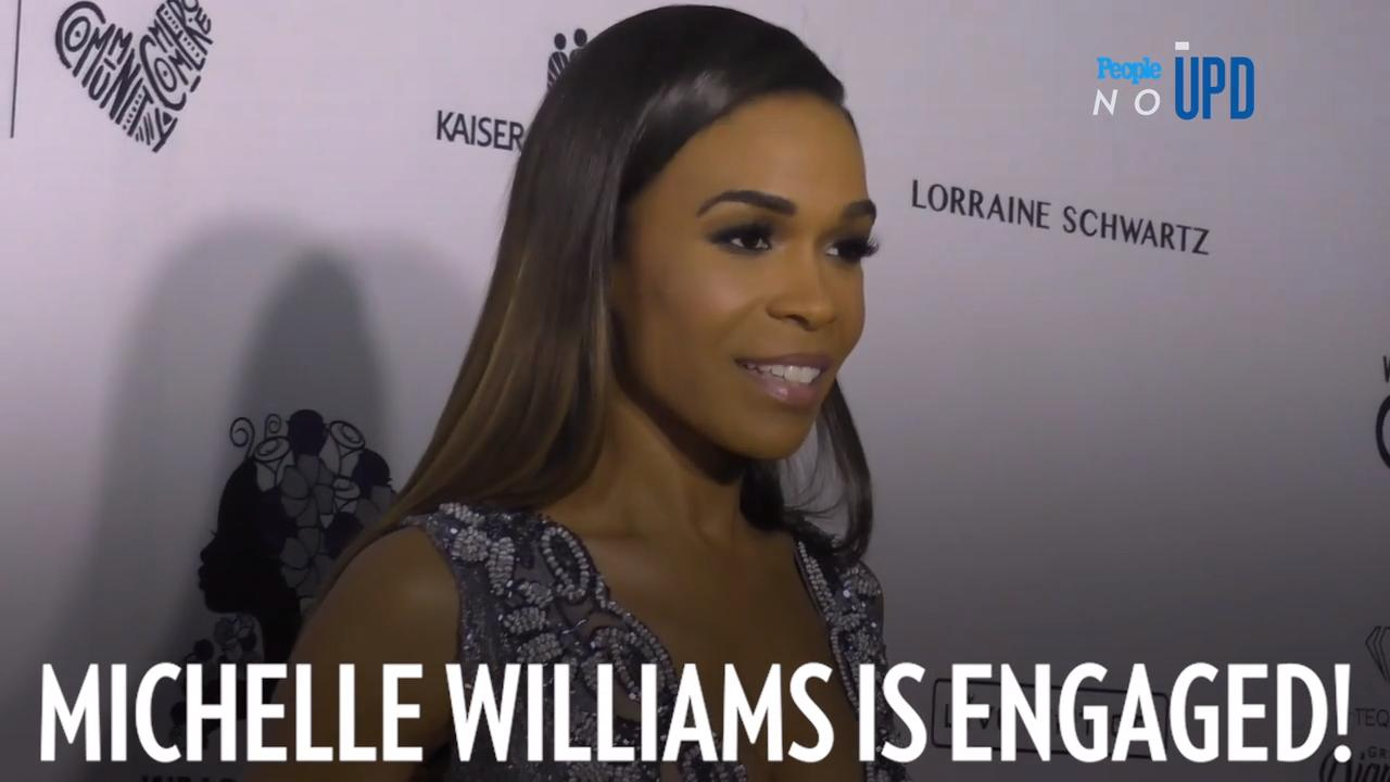 Michelle Williams Engaged Who Is Destiny Child Stars Fiance Chad