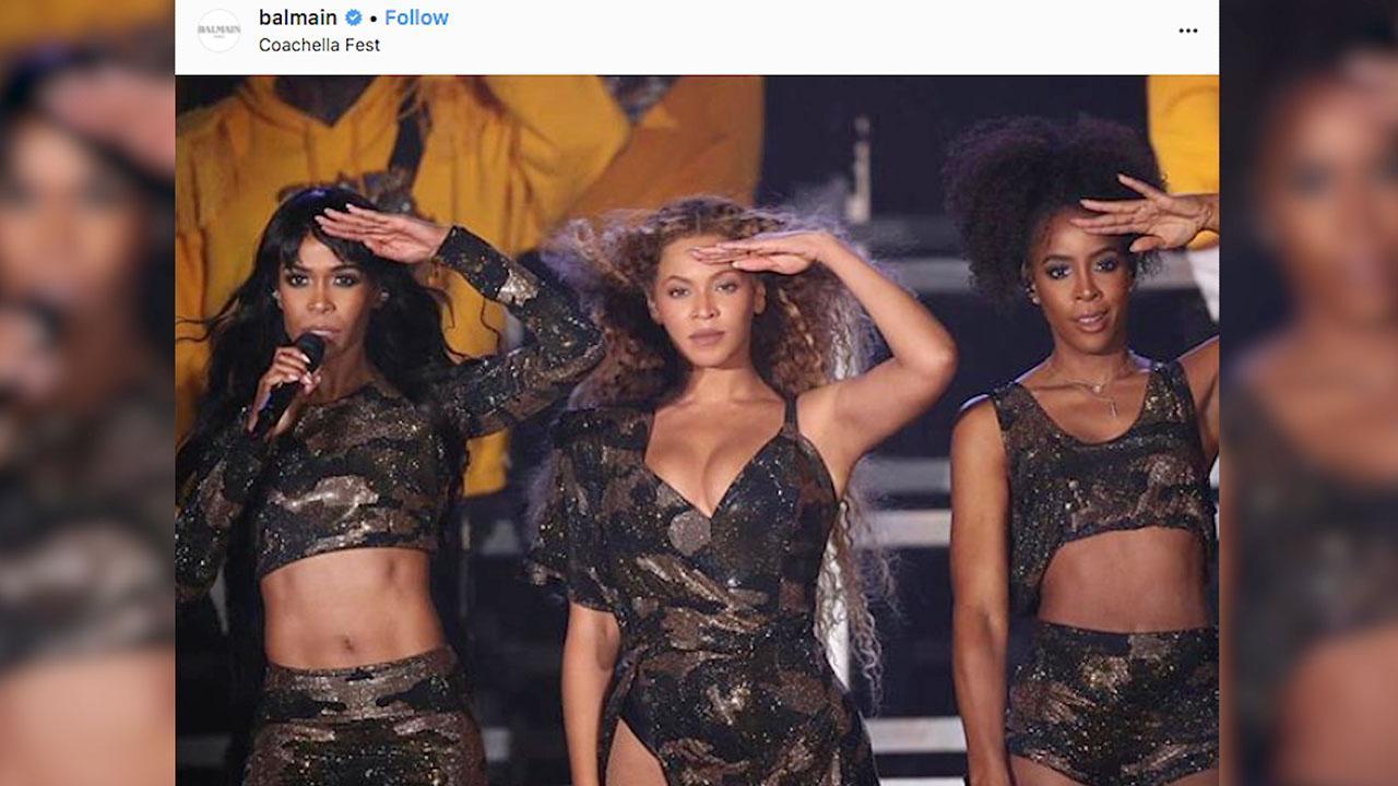 4fb572c5c1a The Makeup Beyoncé Wore For Coachella Performance | PEOPLE.com