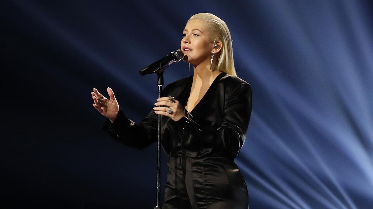 Christina Aguilera on Eminem's Diss and Her 'Badass