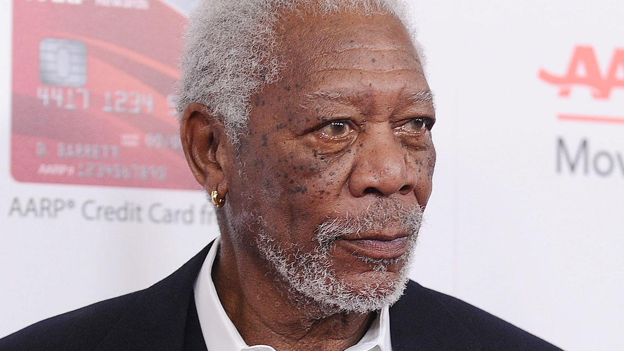 Morgan Freeman Made a Lewd Comment to Me on a Red Carpet