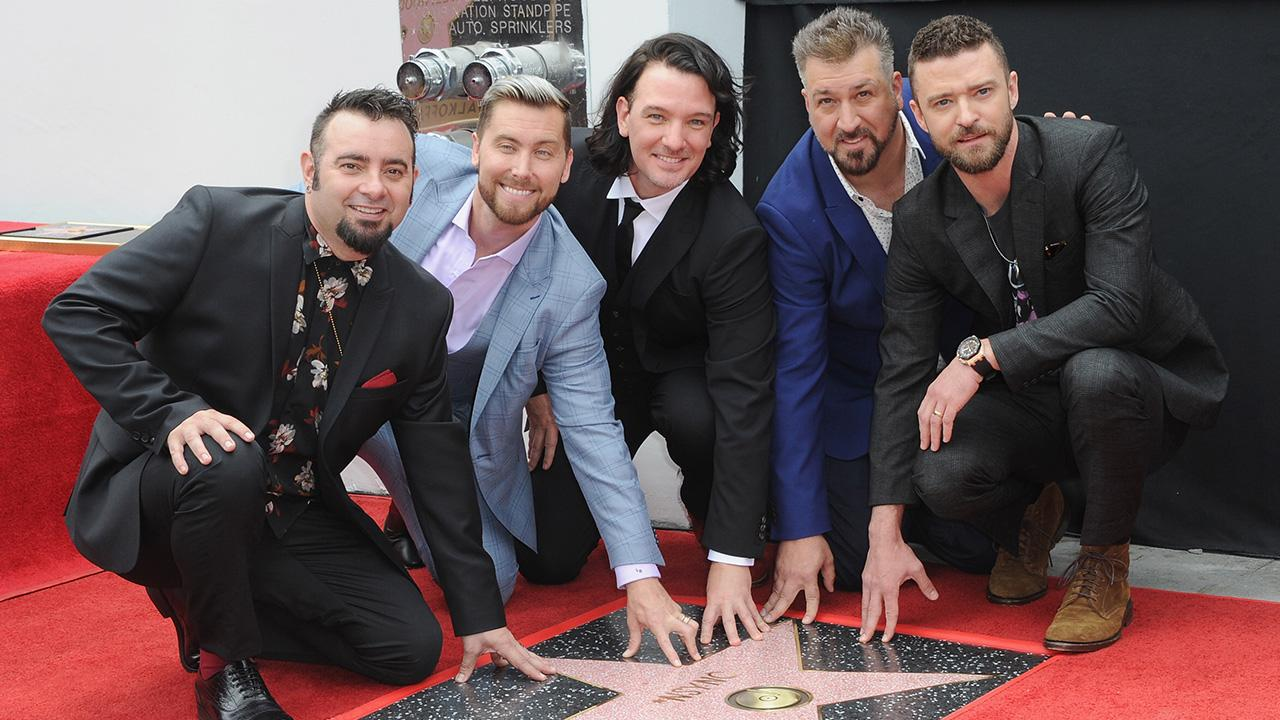 It's Gonna Be May! 'NSYNC Thanks Fans After Receiving Star on Hollywood  Walk of Fame